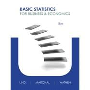 Basic Statistics for Business & Economics with Connect Plus