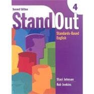 Stand Out 4 Standards-Based English