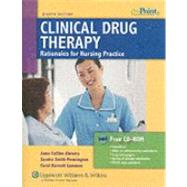 Clinical Drug Therapy Rationales for Nursing Practice