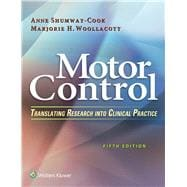 Motor Control Translating Research into Clinical Practice