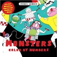 Monsters Color by Numbers 9781911242635R