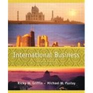 International Business : A Managerial Perspective