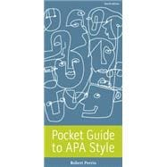 Pocket Guide To Apa Style
