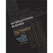 International Business : The Challenge of Global Competition