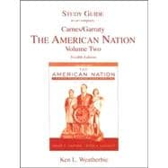 American Nation: Study Guide