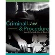 Criminal Law and Procedure, 7th Edition