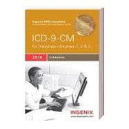 ICD-9-CM Standard for Hospitals 2010, Volumes 1, 2, 3 - Compact