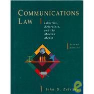 Communications Law: Libertiers, Restraints, and the Modern Media