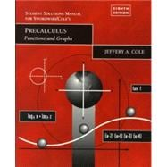 Precalculus: Functions & Graphs (study guide)
