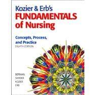 KOZIER& ERBS FUNDMTLS NURSG&CLINCL HDBK PKG, 8/e