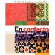 En Contacto : Gram�tica en Acci�n