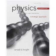 Physics for Scientists and Engineers A Strategic Approach Boxed Set Vol 1-5