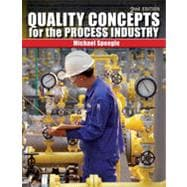 Quality Concepts for the Process Industry, 2nd Edition