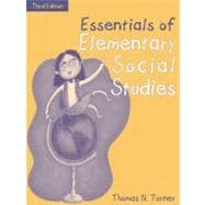Essentials of Elementary Social Studies, (Part of the Essentials of Classroom Teaching Series)