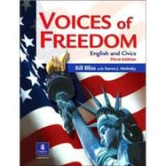 Voices of Freedom : English and Civics