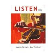 Listen 7e paper & 3-CD Set
