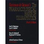 Goodman & Gilman's the Pharmacological Basis of Therapeutics (9th)
