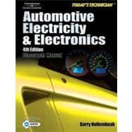 Today's Technician: Automotive Electricity And Electronics (Shop and Classroom Manual)