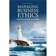 Managing Business Ethics: Straight Talk about Howto Do It Right