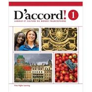 D'accord Level 1 Student Edition + Supersite + VText + e-cahier