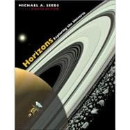 Horizons Exploring the Universe (with TheSky CD-ROM, Virtual Astronomy Labs, and InfoTrac)