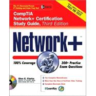 Network + Certification Study Guide, Third Edition