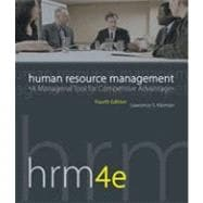 Human Resource Management : A Managerial Tool for Competitive Advantage