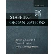Staffing Organizations