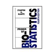 Primer of Biostatistics (4th)