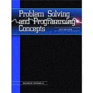Problem Solving and Program Concepts