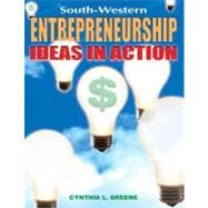 Entrepreneurship: Ideas in Action - Text