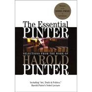 The Vital Pinter: Selections from the Work of Harold Pinter
