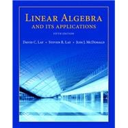Linear Algebra and Its Applications plus New MyMathLab with Pearson eText -- Access Card Package