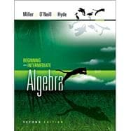 MP Beginning and Intermediate Algebra