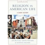 Religion in American Life A Short History