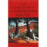 The Literature of the American South: A Norton Anthology w/cd