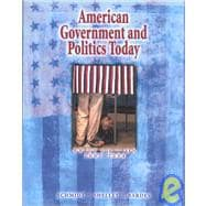 American Government and Politics Today 2003-2004