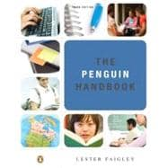 Penguin Handbook (clothbound), The (with MyCompLab NEW with Pearson eText Student Access Code Card)