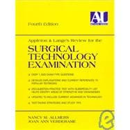 Appleton and Lange's Review for the Surgical Technology Examination