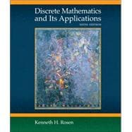 Discrete Mathematics and Its Applications with MathZone