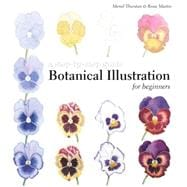 Botanical Illustration for Beginners A Step-by-Step Guide