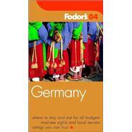 Fodor's Germany 2004
