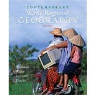 Contemporary World Regional Geography with Interactive World Issues CD-ROM