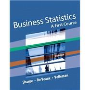 Business Statistics A First Course Plus NEW MyStatLab with Pearson eText -- Access Card Package