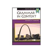 Grammar in Context 3