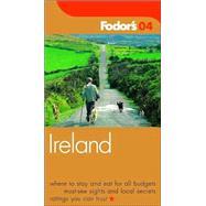 Fodor's Ireland 2004