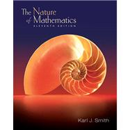 Nature of Mathematics (with CengageNOW and Personal Tutor Printed Access Card)