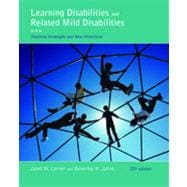 Learning Disabilities and Related Mild Disabilities