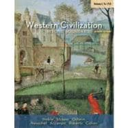 Western Civilization Beyond Boundaries, Volume I: to 1715