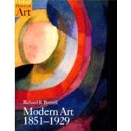 Modern Art 1851-1929 Capitalism and Representation